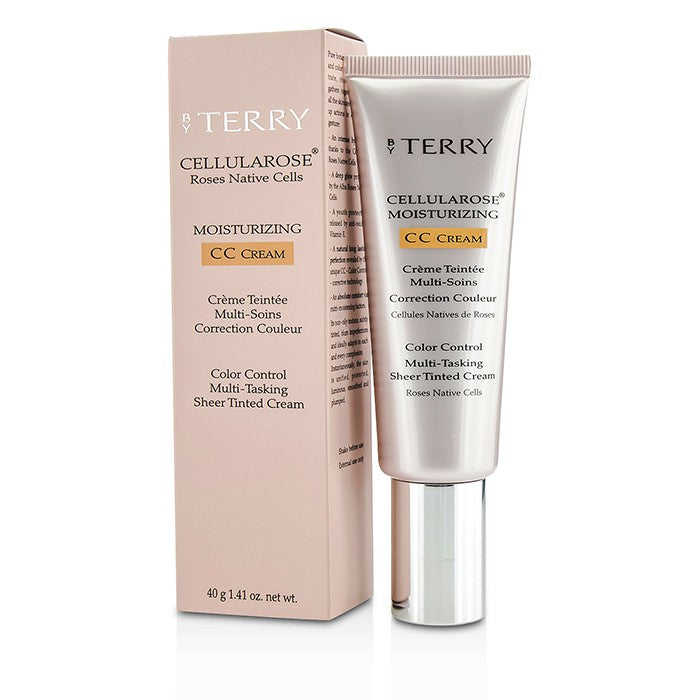 By Terry Cellularose Moisturizing CC Cream #4 Tan 40g
