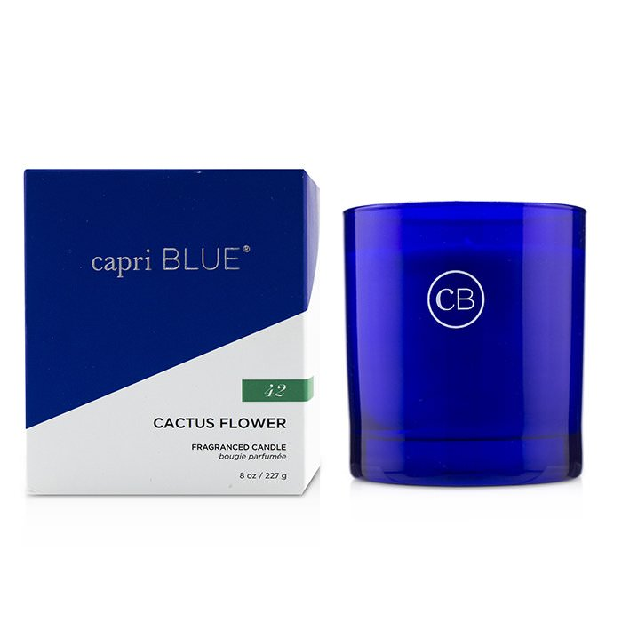 Capri Blue Signature Candle - Cactus Flower 227g