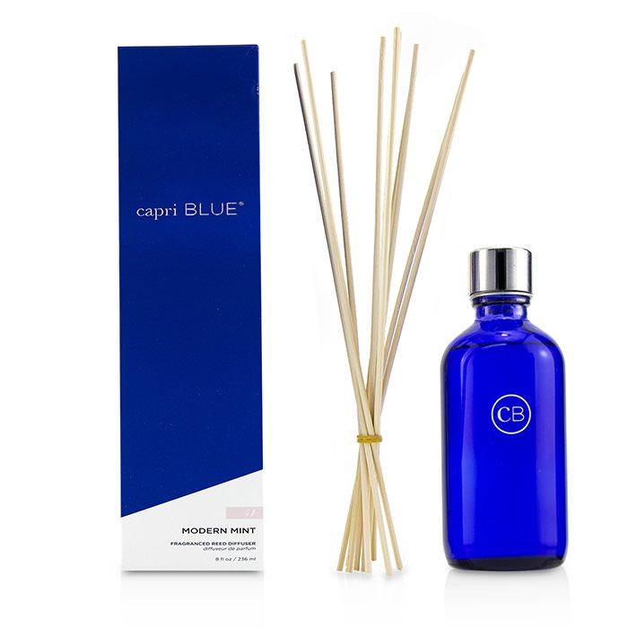 Capri Blue Signature Reed Diffuser - Modern Mint 236ml