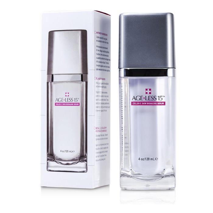 Cellex-C Age Less 15 Skin Signaling Serum 120ml