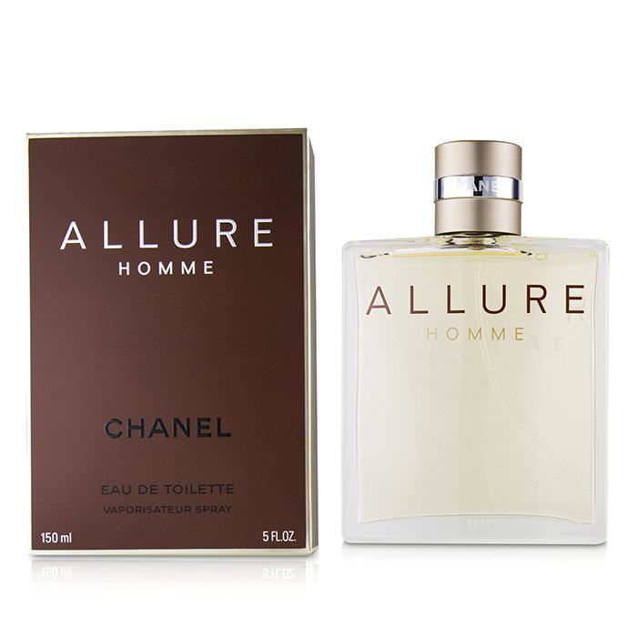 Chanel Allure Eau De Toilette Spray 150ml