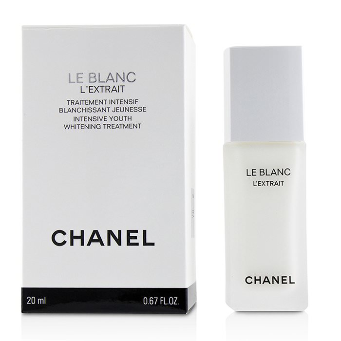 Chanel Le Blanc L'extrait Intensive Youth Whitening Treatment 20ml