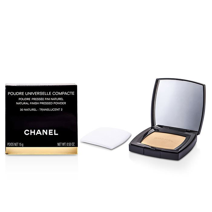 Chanel Poudre Universelle Compacte - No.30 Naturel 15g