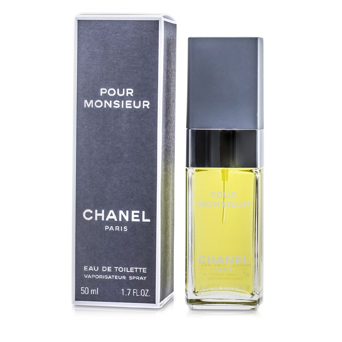 Chanel Pour Monsieur Eau De Toilette Spray 50ml