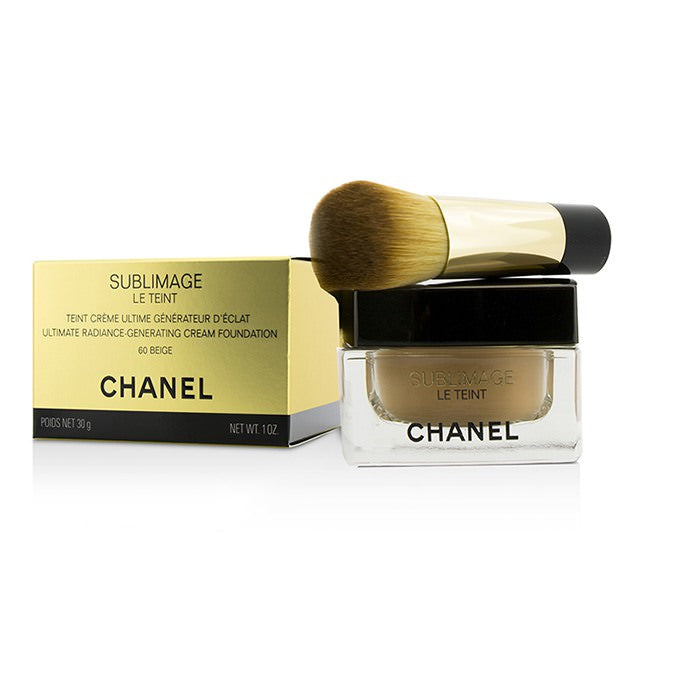 Chanel Sublimage Le Teint Ultimate Radiance Generating Cream Foundation - # 60 Beige 30g