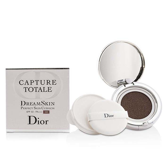 Christian Dior Capture Totale Dreamskin Perfect Skin Cushion SPF 50 With Extra Refill - # 040 2x15g
