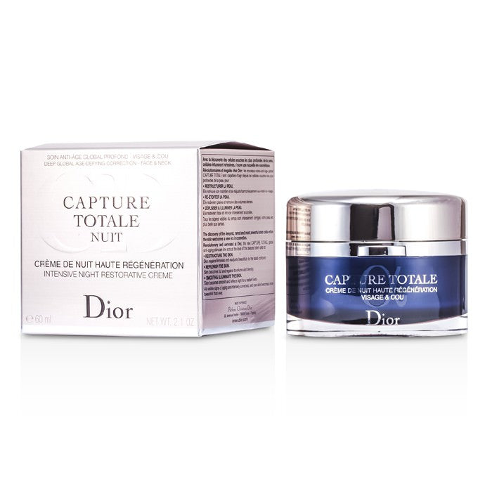 Christian Dior Capture Totale Nuit Intensive Night Restorative Creme (Rechargeable) 60ml