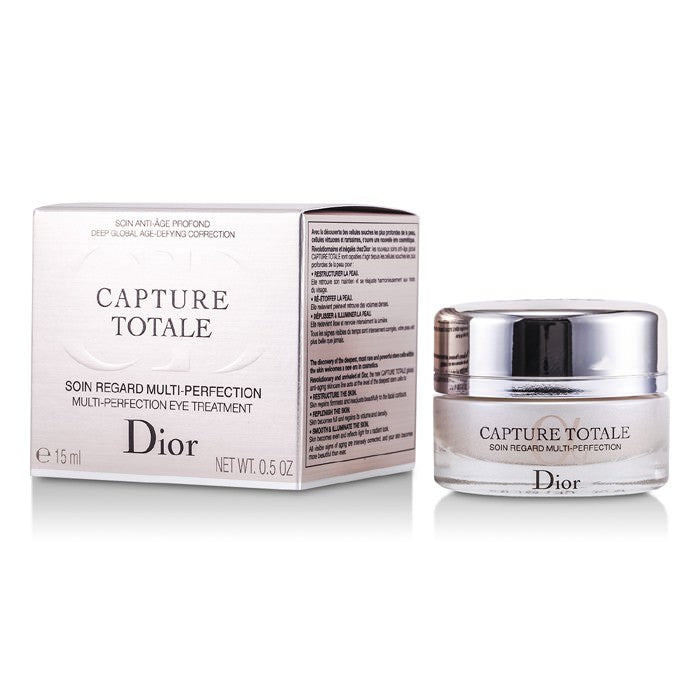 Christian Dior Capture Totale Soin Regard Multi-Perfection Eye Treatment 15ml
