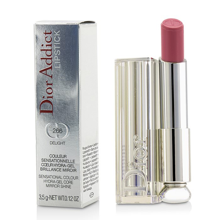 Christian Dior Dior Addict Hydra Gel Core Mirror Shine Lipstick - #266 Delight 3.5g