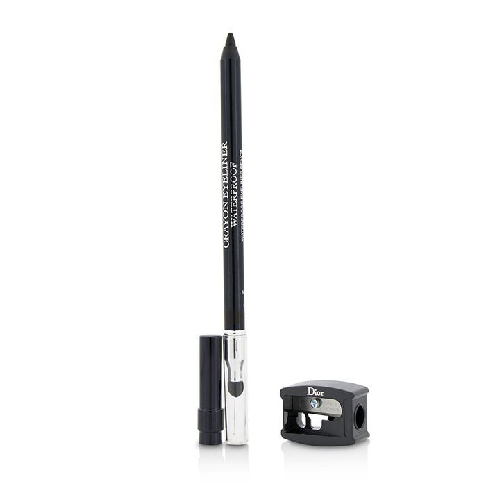 Christian Dior Eyeliner Waterproof - # 094 Trinidad Black 1.2g