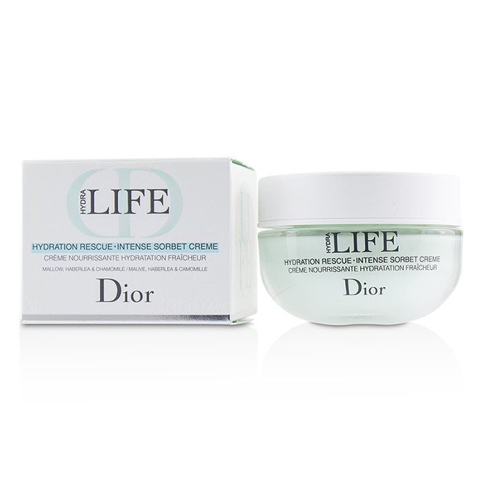 Christian Dior Hydra Life Hydration Rescue Intense Sorbet Creme 50ml