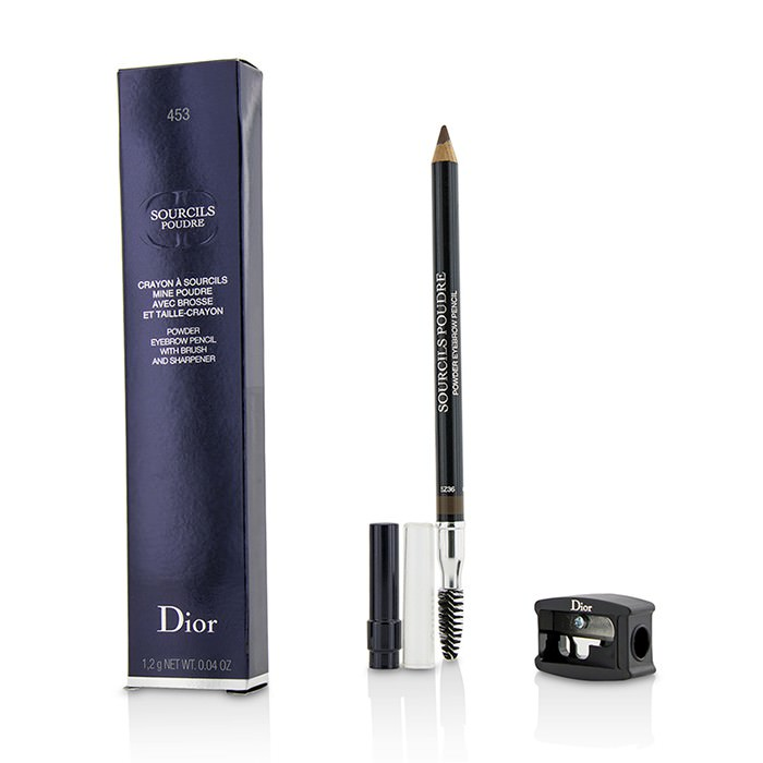 Christian Dior Sourcils Poudre - # 453 Soft Brown 1.2g