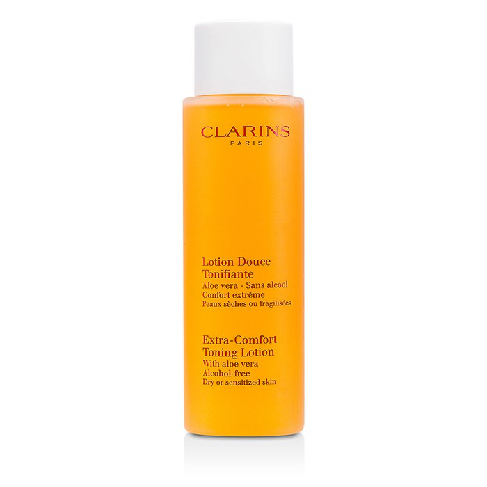 Clarins Extra Comfort Toning Lotion - Dry or Sensitized Skin 200ml