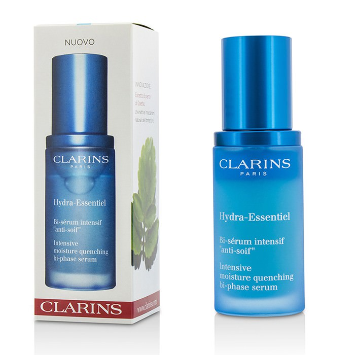 Clarins Hydra-Essentiel Intensive Moisture Quenching Bi-Phase Serum 30ml
