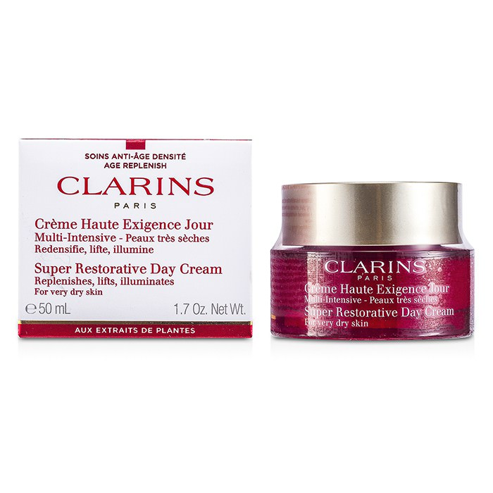 Clarins Super Restorative Day Cream (For Very Dry Skin) 50ml
