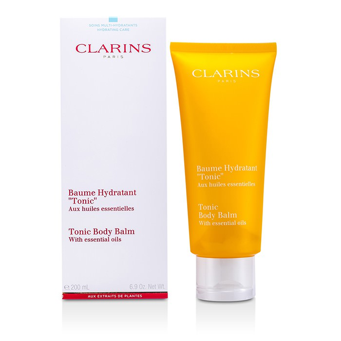 Clarins Tonic Body Balm 200ml