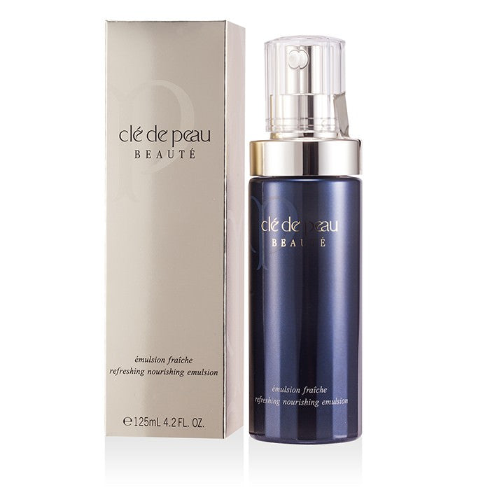 Cle De Peau Refreshing Nourishing Emulsion 125ml