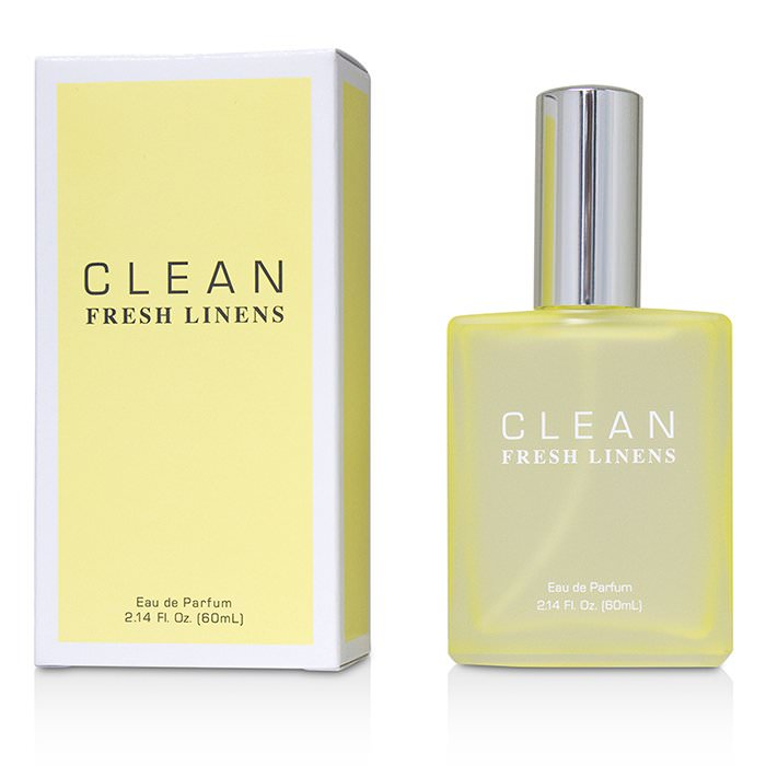 Clean Fresh Linens Eau De Parfum Spray 60ml