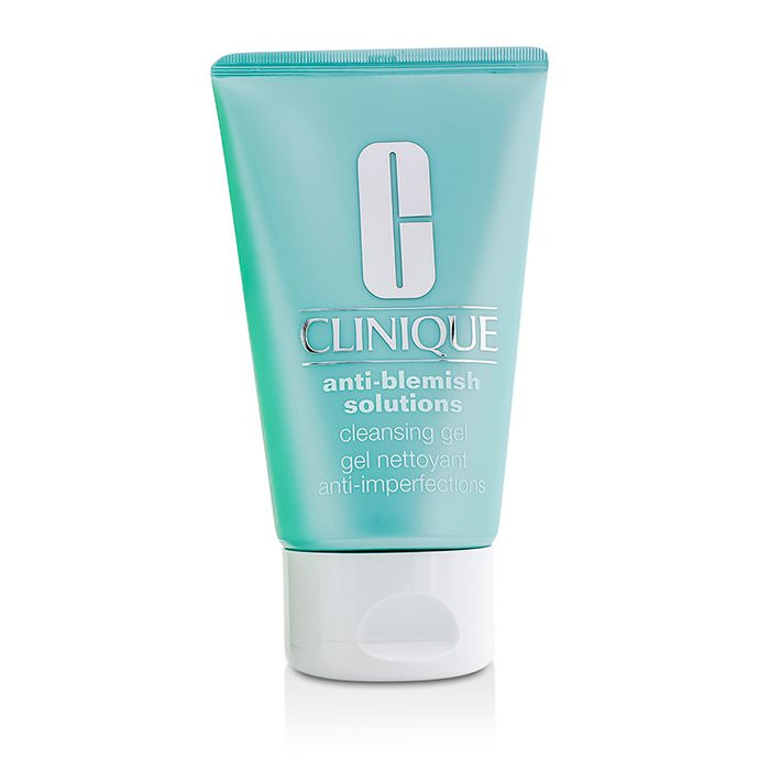 Clinique Anti-Blemish Solutions Cleansing Gel 125ml