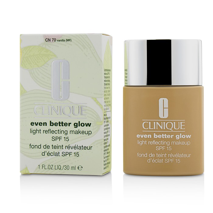 Clinique Even Better Glow Light Reflecting Makeup SPF 15 - # CN 70 Vanilla 30ml