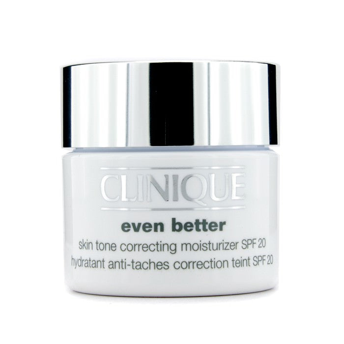 Clinique Even Better Skin Tone Correcting Moisturizer SPF 20 (Very Dry to Dry Combination) 50ml
