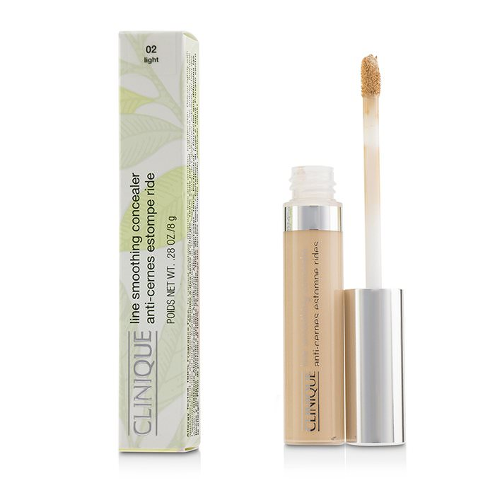 Clinique Line Smoothing Concealer #02 Light 9g