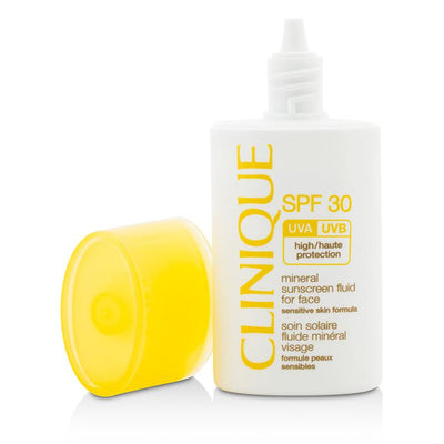 Clinique Mineral Sunscreen Fluid For Face SPF 30 - Sensitive Skin Formula 30ml