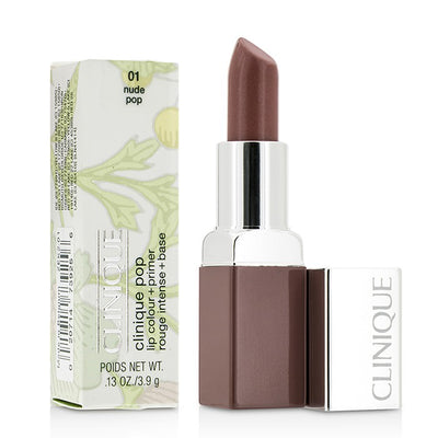 Clinique Pop Lip Colour + Primer - # 01 Nude Pop 3.9g