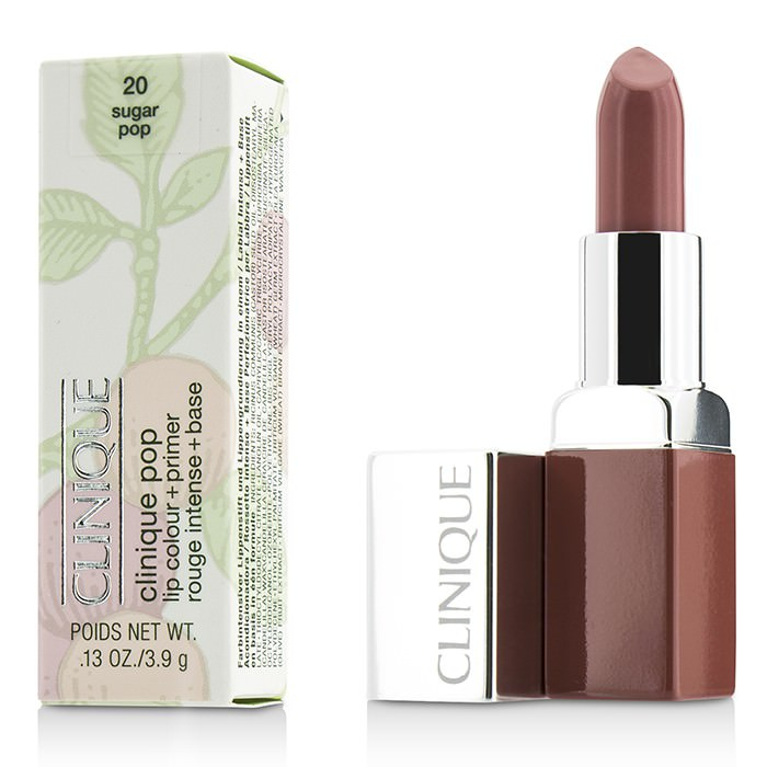 Clinique Pop Lip Colour + Primer - # 20 Sugar Pop 3.9g