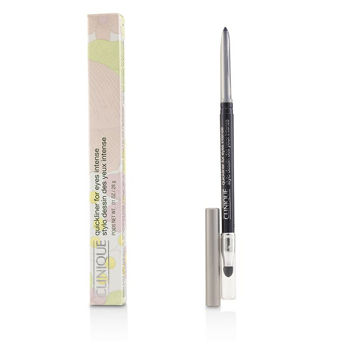 Clinique Quickliner For Eyes Intense - # 01 Intense Black 0.28g