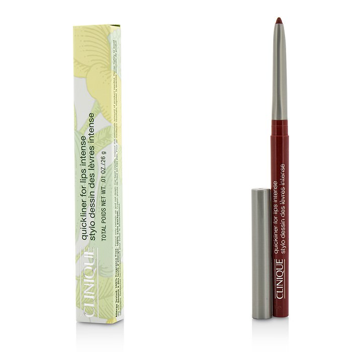 Clinique Quickliner For Lips Intense - #06 Intense Cranberry 0.26g
