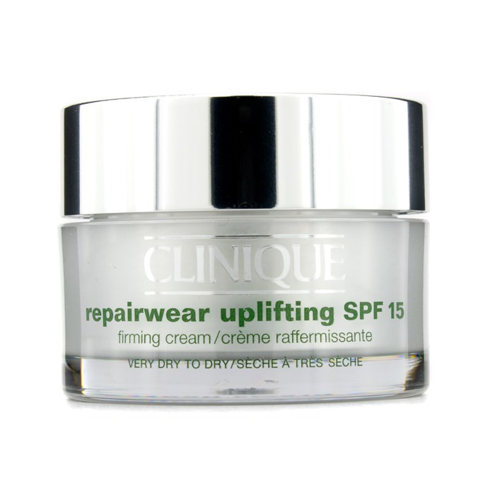 Clinique Repairwear Uplifting Firming Cream SPF 15 (Very Dry to Dry Skin) 50ml