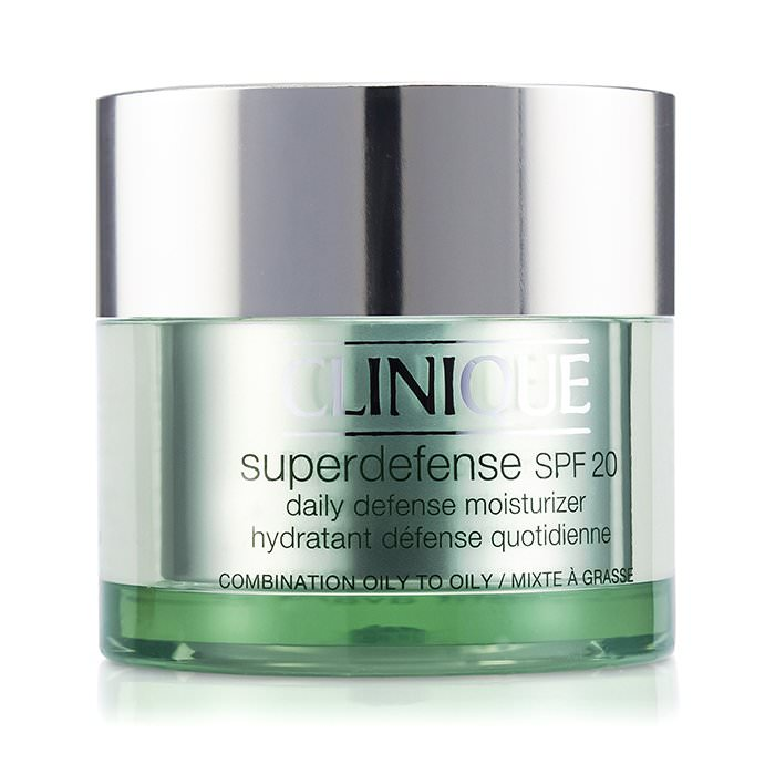 Clinique Superdefense Daily Defense Moisturizer SPF 20 (Combination Oily to Oily) 50ml