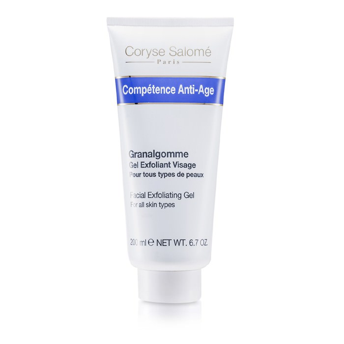 Coryse Salome Competence Anti-Age Facial Exfoliating Gel 200ml
