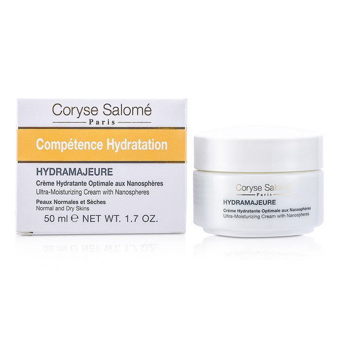 Coryse Salome Competence Hydratation Ultra-Moisturizing Cream with Nanospheres - Normal & Dry Skins 50ml