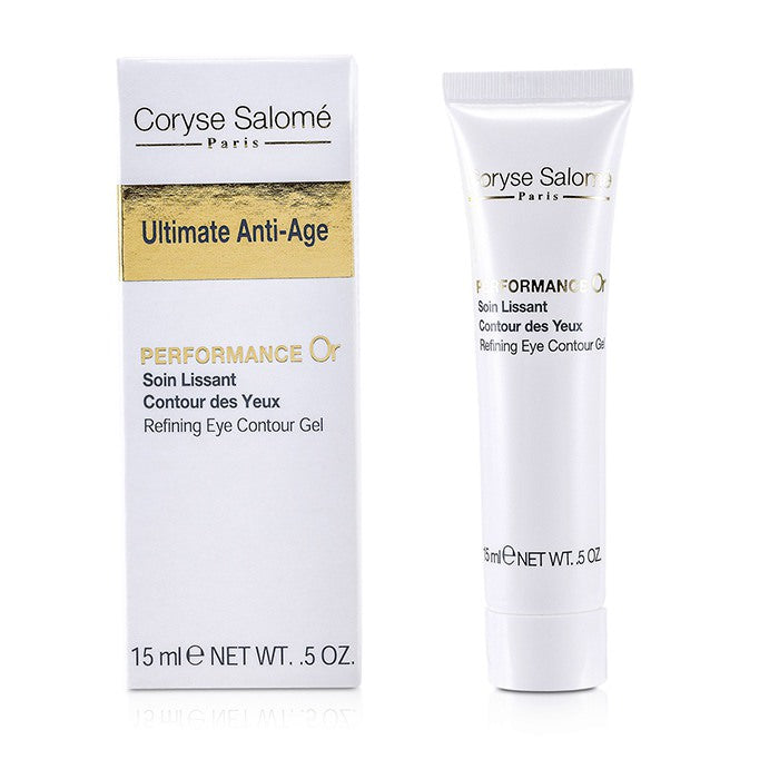 Coryse Salome Ultimate Anti-Age Refining Eye Contour Gel (Without Cellophane) 15ml