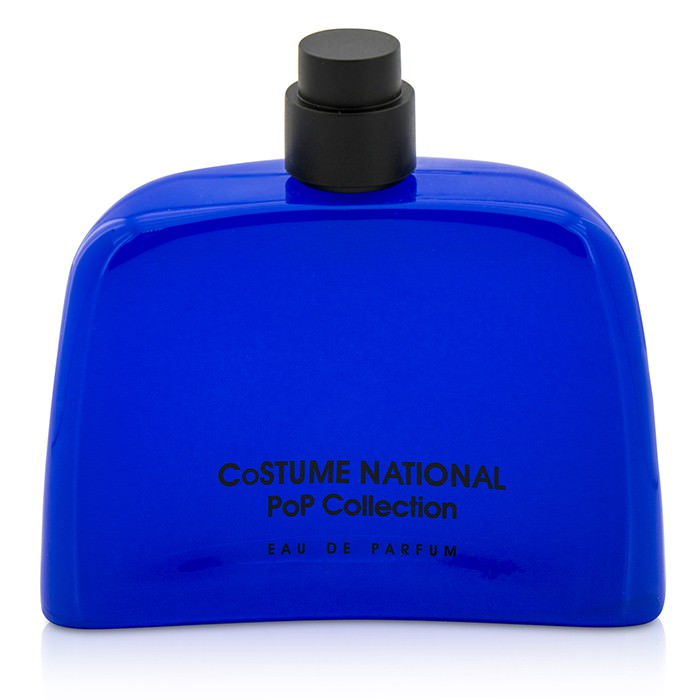 Costume National Pop Collection Eau De Parfum Spray - Blue Bottle (Unboxed) 100ml