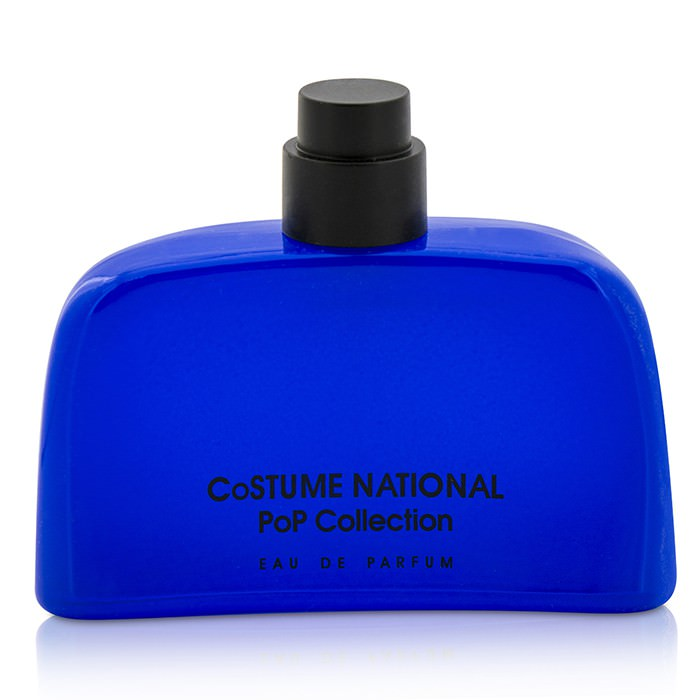 Costume National Pop Collection Eau De Parfum Spray - Blue Bottle (Unboxed) 50ml