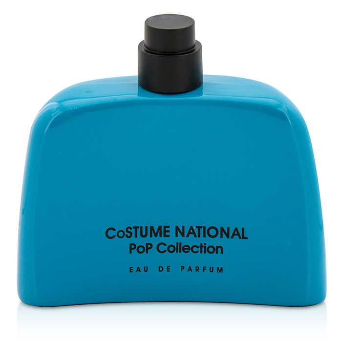 Costume National Pop Collection Eau De Parfum Spray - Light Blue Bottle (Unboxed) 100ml