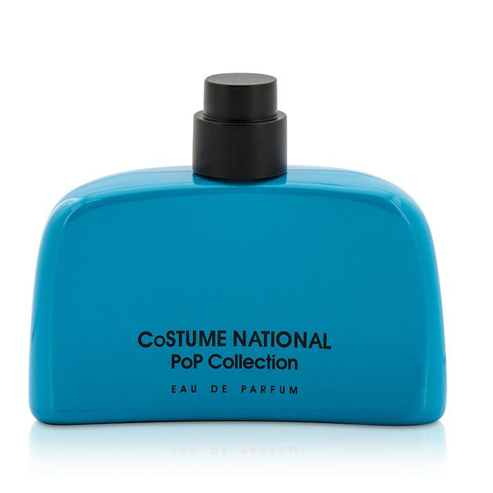 Costume National Pop Collection Eau De Parfum Spray - Light Blue Bottle (Unboxed) 50ml