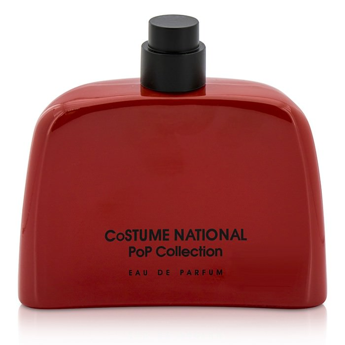 Costume National Pop Collection Eau De Parfum Spray - Red Bottle (Unboxed) 100ml