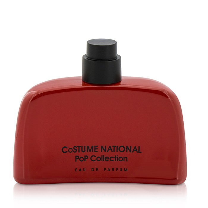 Costume National Pop Collection Eau De Parfum Spray - Red Bottle (Unboxed) 50ml