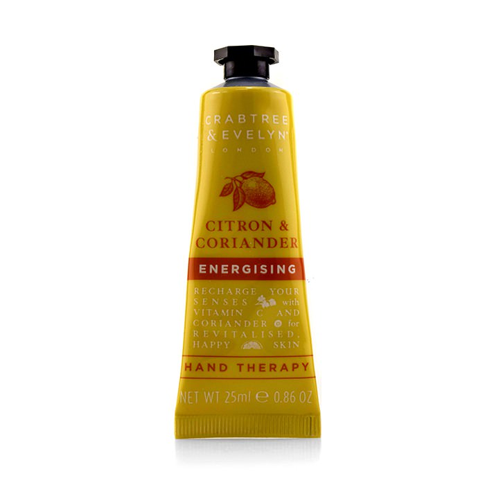 Crabtree & Evelyn Citron & Coriander Energising Hand Therapy 25ml