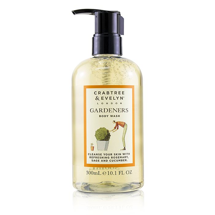 Crabtree & Evelyn Gardeners Body Wash 300ml