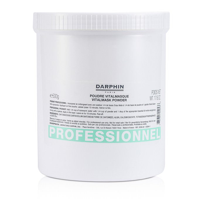 Darphin Vitalmask Powder (Salon Size) 500g