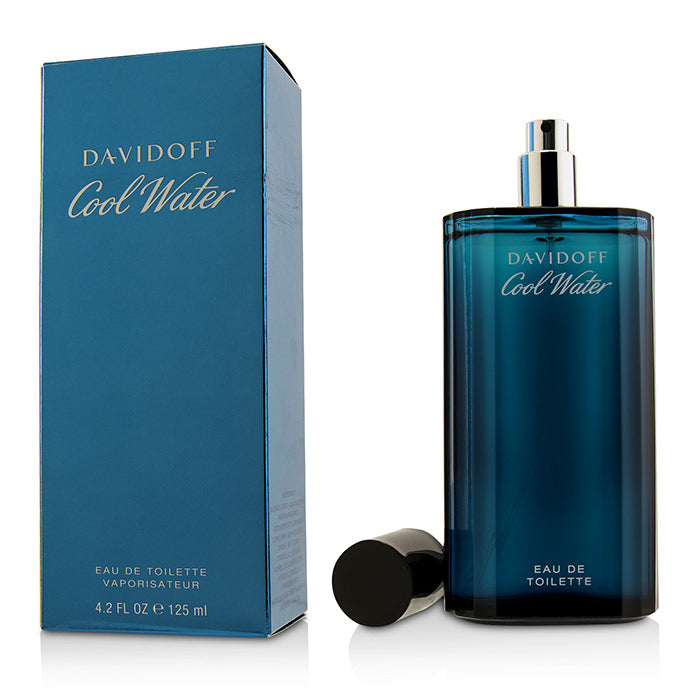 Davidoff Cool Water Eau De Toilette Natural Spray 125ml