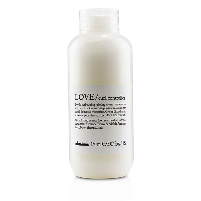 Davines Love Curl Controller (Lovely Curl Taming Relaxing Cream For Wavy or Very Curly Hair) 150ml
