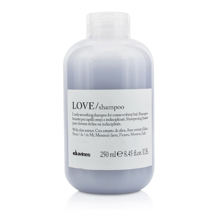 Davines Love Shampoo (Lovely Smoothing Shampoo For Coarse or Frizzy Hair) 250ml