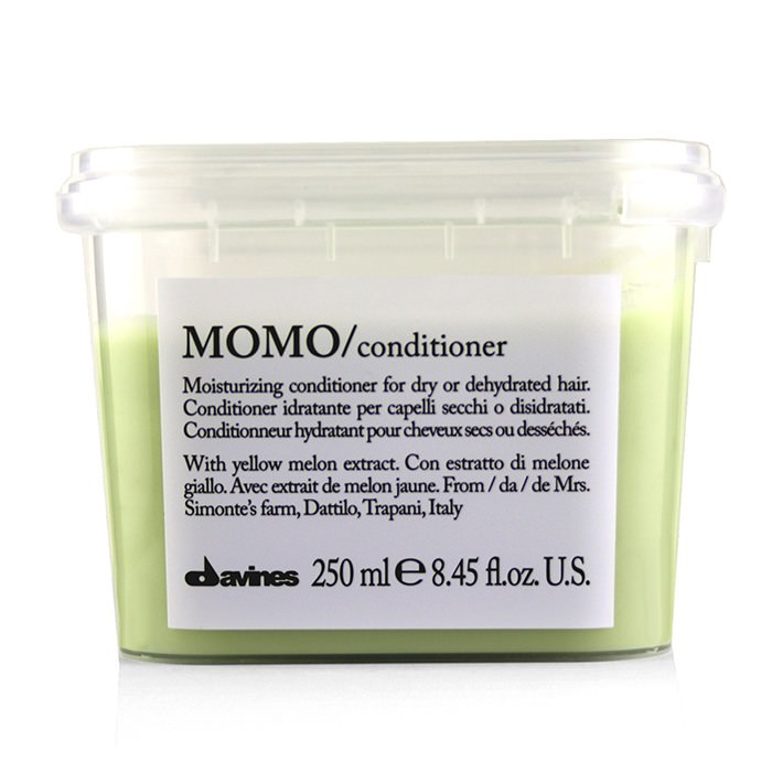 Davines Momo Moisturizing Conditioner (For Dry or Dehydrated Hair) 250ml