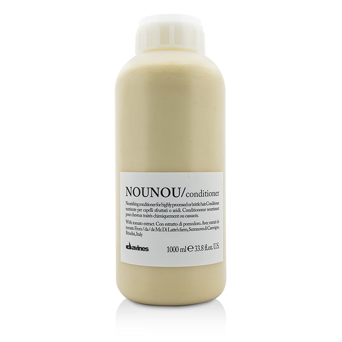 Davines Nounou Nourishing Conditioner (For Highly Processed or Brittle Hair) 1000ml